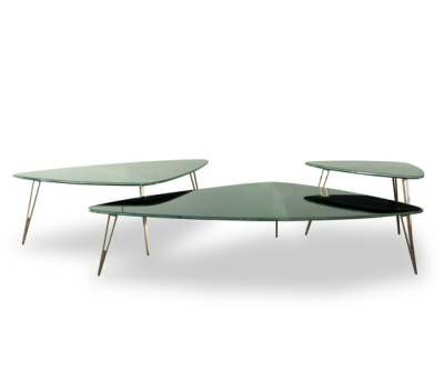 LIQUID ORGANIQUE Small table by Baxter