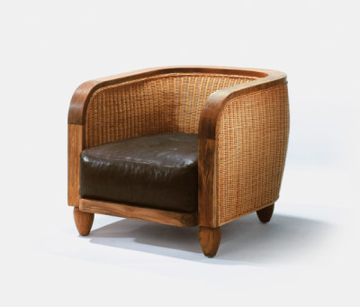 Lobby armchair by Lambert