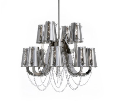 Lola chandelier by Brand van Egmond