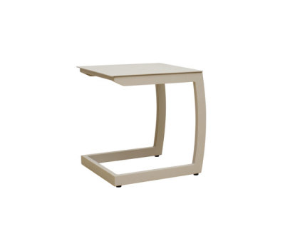 Long Beach Side table by Rausch Classics
