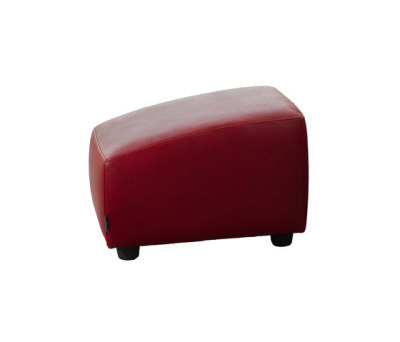 Longa footstool by Label