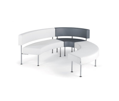 Longo bench/sofa by Materia