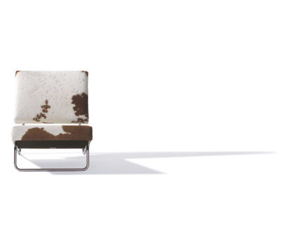 Lounge chair Hirche by Lampert