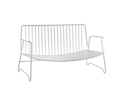 Lounge Sofa white by Serax