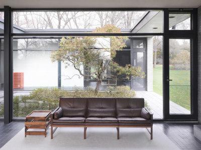 Low Back Sofa by BassamFellows