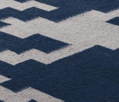 LTJ Kelim blue & grey by kymo
