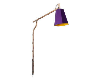 LuXiole Wall-fixing floor lamp by designheure