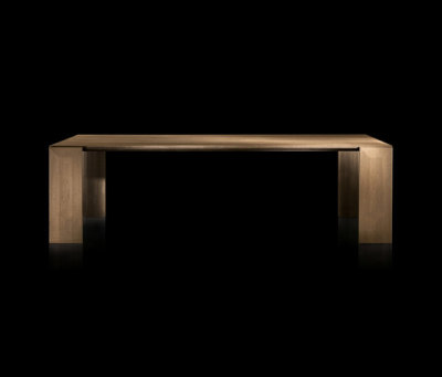 LY-Table - Wood by HENGE