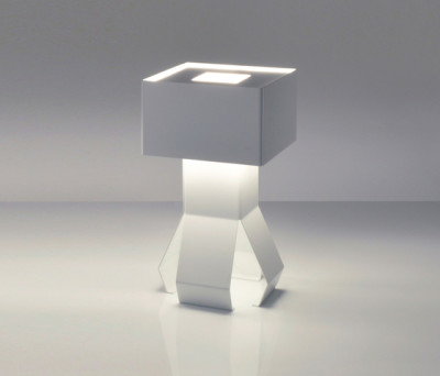 Mascolino TL - Table lamp by Bernd Unrecht lights