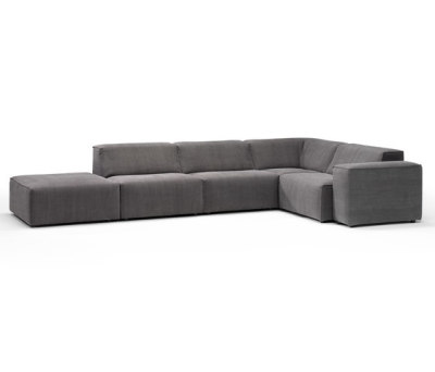 Matu corner sofa by Linteloo