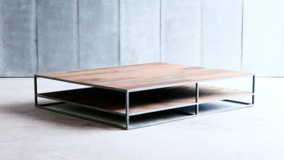 Mesa DD coffee table by Heerenhuis