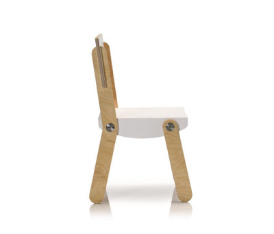 Milky Chair M by GAEAforms