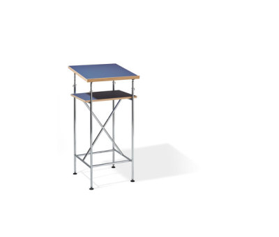 Milla 500 high desk by Lampert
