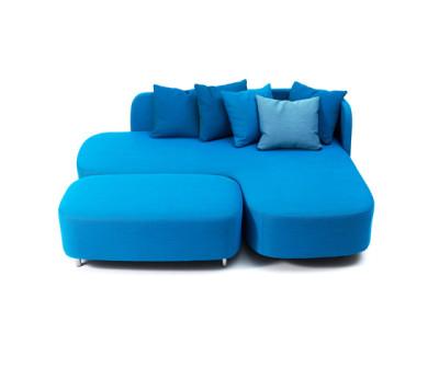 Minima corner sofa by OFFECCT