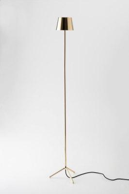Minima floor lamp by almerich