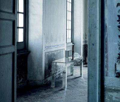 Mirror Mirror Consolle by Glas Italia