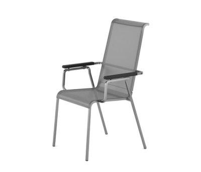 Modena armchair adjustable by Fischer Möbel