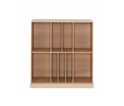 Mogens Koch bookcase by Rud. Rasmussen