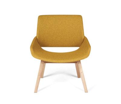 Monk armchair by Prostoria