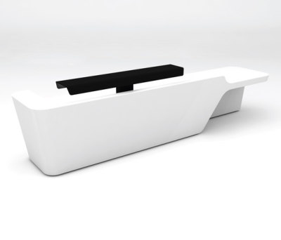 Mono Desk configuration 3 by isomi Ltd