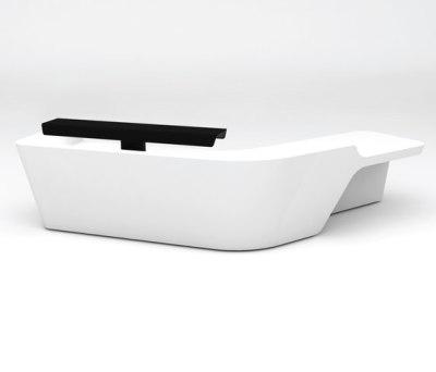 Mono Desk configuration 8 by isomi Ltd