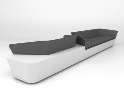 Mono Seat configuration 5 by isomi Ltd
