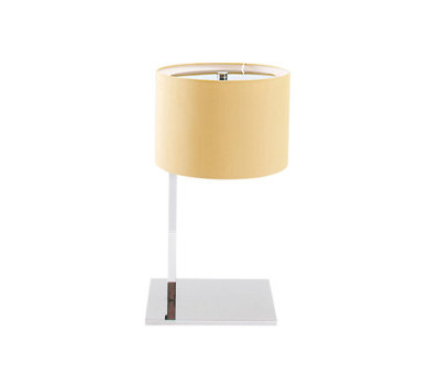 Mono Table Lamp Round by Christine Kröncke