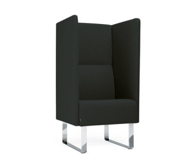 Monolite easy chair by Materia