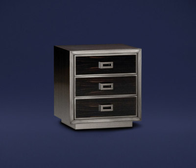 Montenapoleone Bedside table by Flou