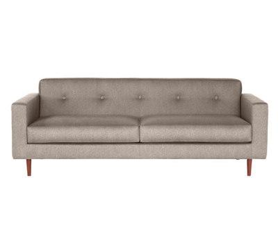 Moulton 3 seat sofa by Case Furniture