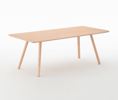 Nadia Dining Table Natural by Meetee