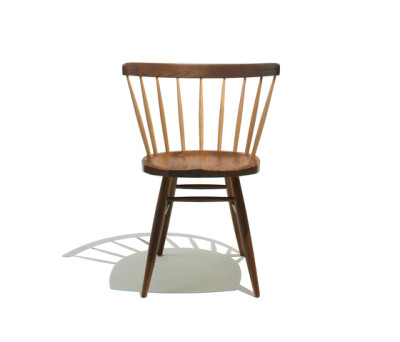Nakashima Straight Chair by Knoll International