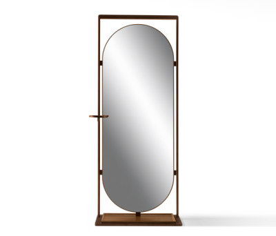 Narcisse Mirror by Giorgetti