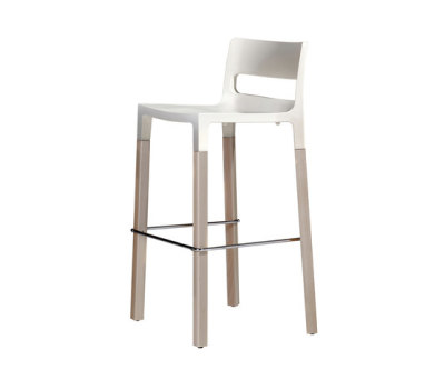 Natural Divo stool by Scab Design