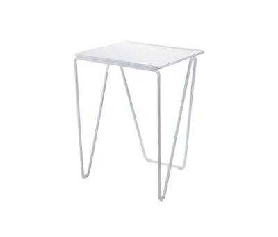 Nesting Table medium white by Serax