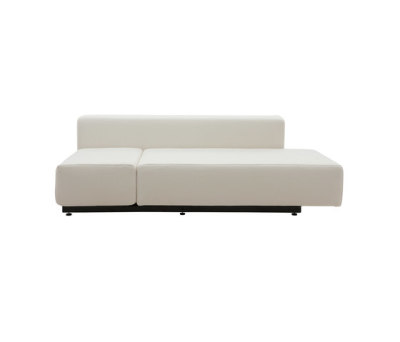 Nevada chaise long by Softline A/S