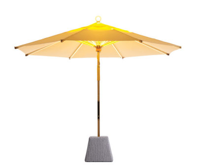NI Parasol 300 Sunbrella by FOXCAT Design Limited