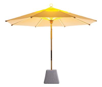 NI Parasol 350 Sunbrella by FOXCAT Design Limited