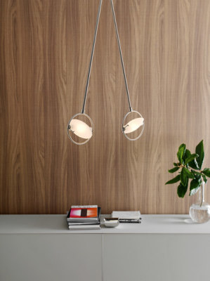 Nobi 2 Suspension lamp by FontanaArte