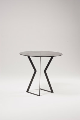 Noir Dining Table by Farrah Sit