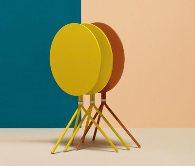 Nolita Table by PEDRALI