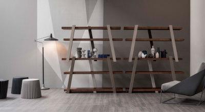 Note Bookcase by Bonaldo
