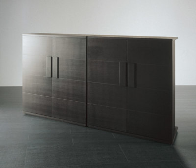 Note storage units by Meridiani