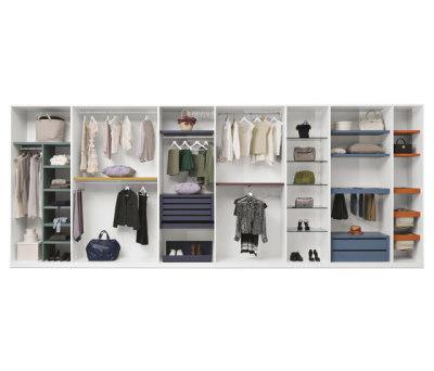 N.O.W. wardrobe by LAGO