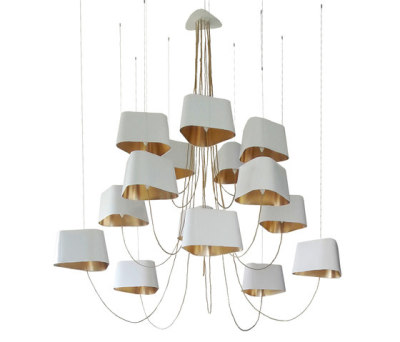 Nuage Chandelier 15 large by designheure