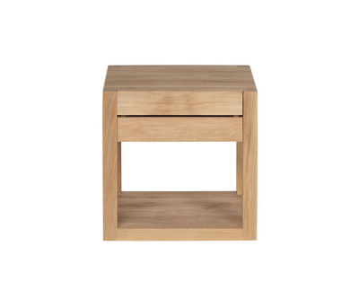 Oak Azur nightstand by Ethnicraft
