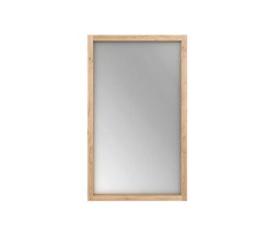 Oak Light Frame mirror by Ethnicraft
