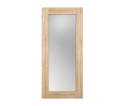 Oak mirror by Ethnicraft