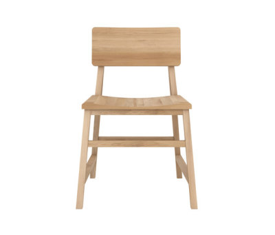 Oak N1 Chair by Ethnicraft