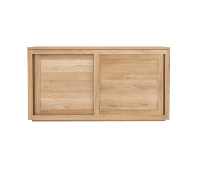 Oak Pure sideboard by Ethnicraft